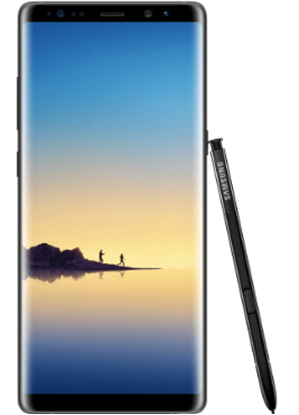 Picture of Samsung Galaxy Note8